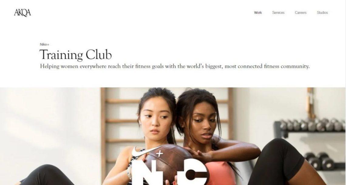 Nike chiến dich marketing mô hình D2C - nike run club
